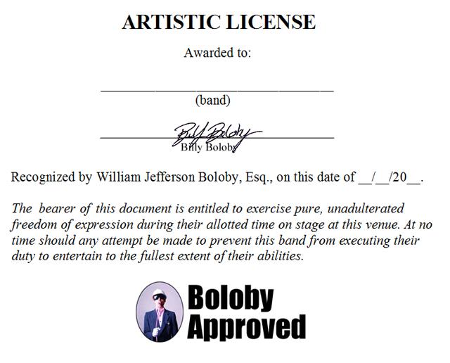 Artistic License3