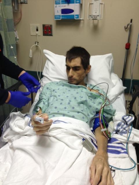 UM Hospital - before procedure