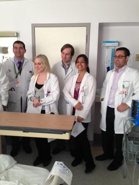 UM Hospital - team